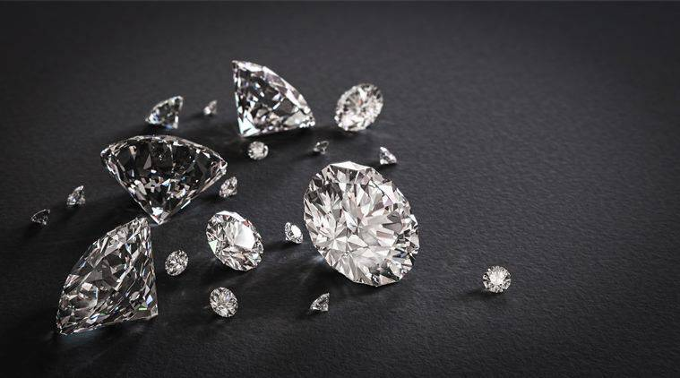 diamond polishers, surat diamond polishers, diamond polishers surat, us aid, aid for diamond polishers, nitin patel, diamond workers, gujarat news, indian express news