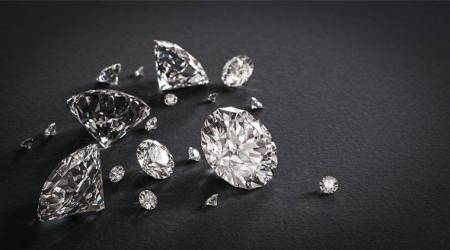 Surat jail inmates learn cutting and polishing of diamonds
