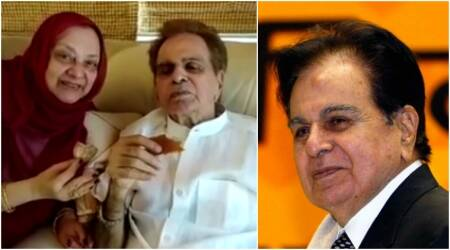 Dilip Kumar makes Facebook debut, shares a cup of tea with wife Saira Banu in beautiful firstvideo