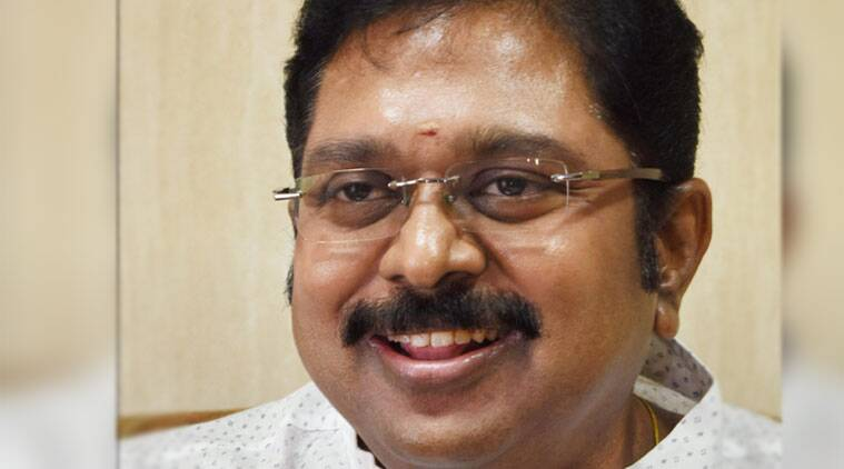 TTV Dhinakaran, K Palaniswami, AIADMK Leader, Karnataka AIADMK, Palaniswami Faction, India News, Indian Express, Indian Express News