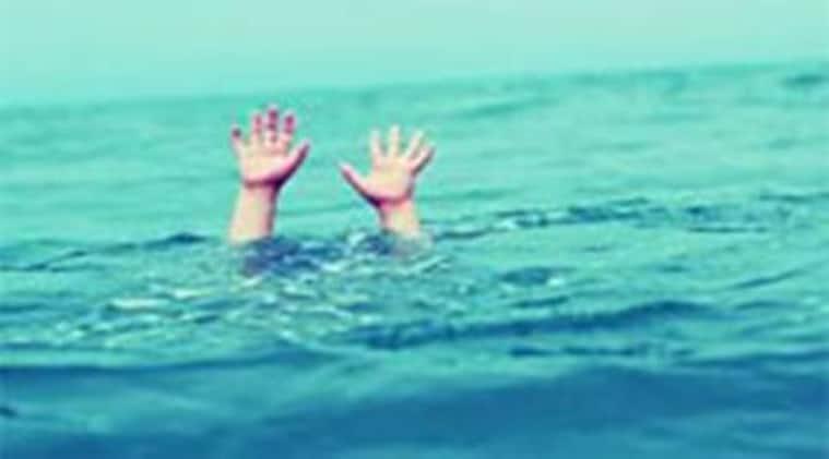 Madhya Pradesh Drowning, Madhya Pradesh, MP Drowning, MP Engineering Students Drowned, Engineering Students Drowned MP, India News, Indian Express, Indian Express News