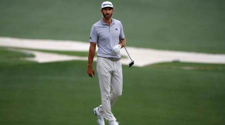 dustin johnson, british open golf, golf rankings