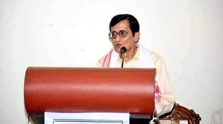 Educationist Dilip Kumar Barua dead