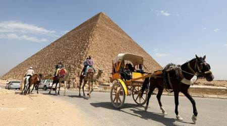 Archaeolgists discover huge 'void' inside Great Pyramid of Egypt