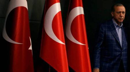 Turkish minister hopes to repair relations with Germany