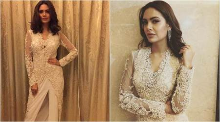 Have a evening party in summer? Learn from Esha Gupta how to master thelook