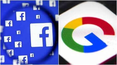 Digital-ad downturn may complicate life for Google, Facebook