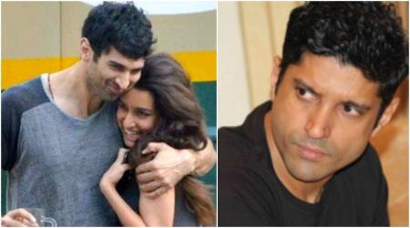 shraddha kapoor pics, farhan akhtar pics, aditya roy kapur pics, shraddha farhan, shraddha aditya, shraddha kapoor news, farhan akhtar news, aditya roy kapur news, bollywood news, entertainment updates
