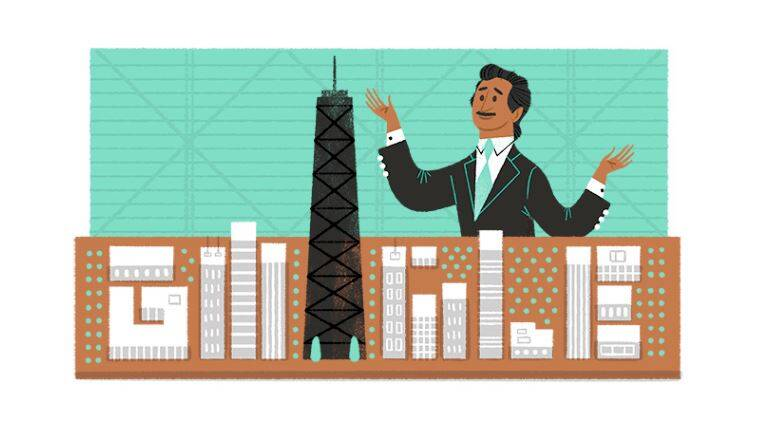 Who is Fazlur Rahman Khan? Google Doodle honors Bangladeshi architect and designer