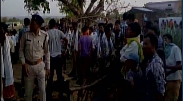 14 dead as huge fire engulfs ration shop in Madhya Pradesh