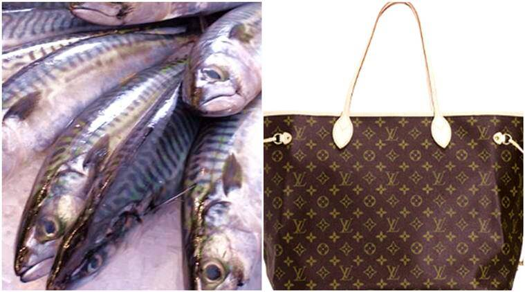 louis vuitton, louis vuitton bag, grandma louis vuitton bag, fish louis vuitton, grandma carries fish in louis vuitton bag, lifestyle, indian express, indian express news