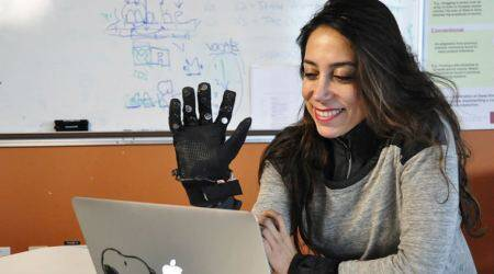 smart glove, muscle stiffness detection, objective measurments, smart glove with sensors, diagnosing diseases, Science, Science news