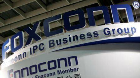 Foxconn, JNPT, Foxconn mobiles, Foxconn mobile manufacture, Foxconn unit, indian express, business news