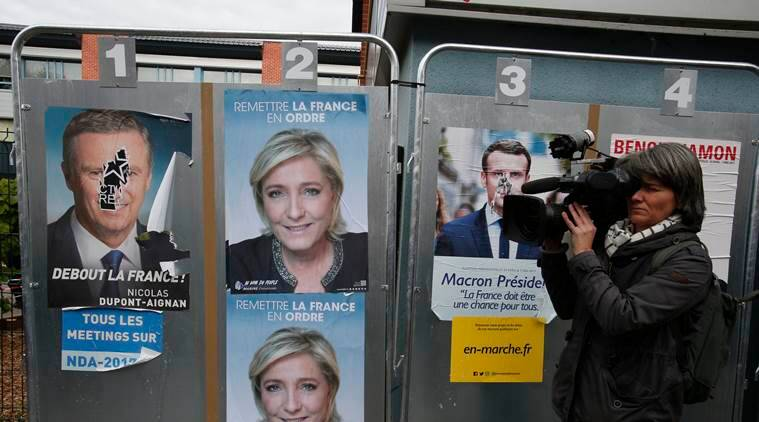 French presidential election will be very interesting