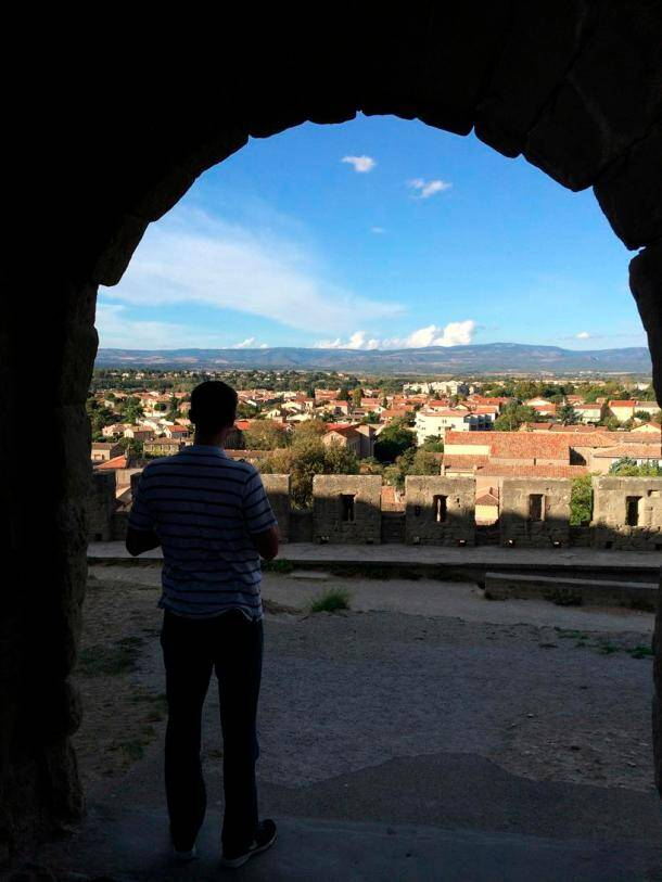 Carcassonne: This French town looks something straight out of a children's storybook