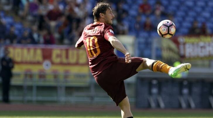 Francesco Totti confirms end of AS Roma career, set for ...