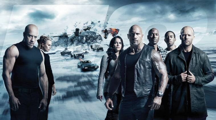 Fast and Furious 8, Fast and Furious 8 box office, Fast and Furious 8 collection, Fast and Furious 8 box office collection, Fast and Furious 8 movie collection, Fast and Furious 8 india collection, Fast and Furious 8 worldwide collection, Fast and Furious 8 total collection, ff8 collection, ff8 box office collection, Vin Diesel Fast and Furious 8, Fast and Furious 8 Vin Diesel, Dwayne Johnson, entertainment news, indian express, indian express news
