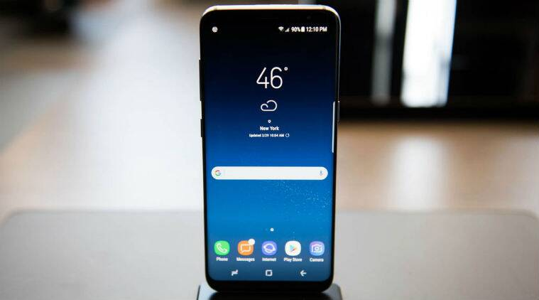samsung galaxy s8 and s8 worst performers in drop test squaretrade the indian express