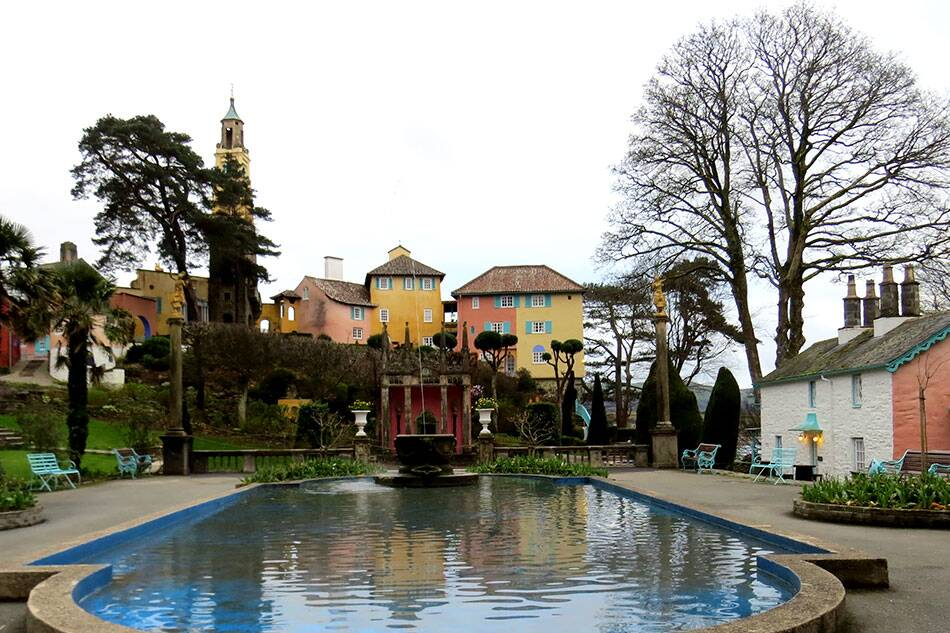 Inside Portmeirion: One man's extraordinary vision