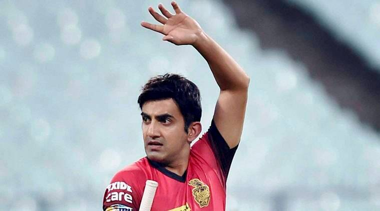 Gautam Gambhir, Gambhir-Chhattisgarh ambush, Gambhir-CRPF children, Gambhir-education expenses-CRPF, Gambhir helps CRPF, sukma ambush, sukma attack, india news, indian express