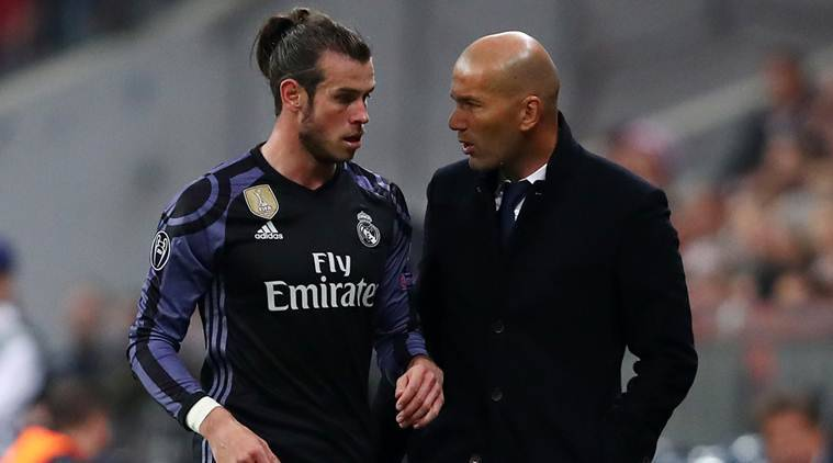 real madrid, gareth bale injury, bale, gareth bale, zidane, zinedine zidane, cristiano ronaldo, champions league, football news, sports news, indian express