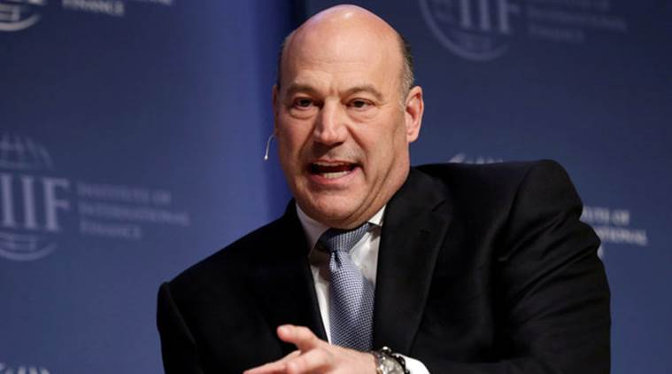 Trump administration, US import, US trade, world financial officials on US trade, White House National Economic Council Director Gary Cohn, indian express news