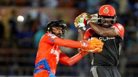 chris gayle, chris gayle batting style, chris gayle ipl, ipl 2017, chris gayle batting, ipl 2017 news, sports news, cricket news, indian express