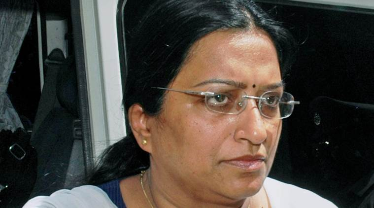 Who is Geetha Johri, Geetha Johri, First woman IPS officer, Gujarat woman IPS officer, Geetha Johri, PP Pandey, Geetha Johri Sohrabuddin Sheikh encounter, Sohrabuddin Sheikh encounter case, India news,  Indian express