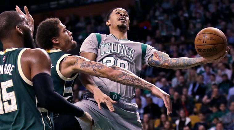 Gerald Green, Gerald Green Boston Celtics, Boston Celtics Gerald Green, Milwaukee Bucks, sports news, sports, basket ball news, Basket ball, Indian Express