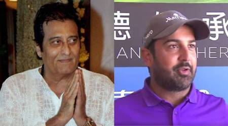 shiv kapur, shiv kapur golf, vinod khanna, vinod khanna actor, vinod khanna death, shiv kapur asia win, golf news, golf, indian express