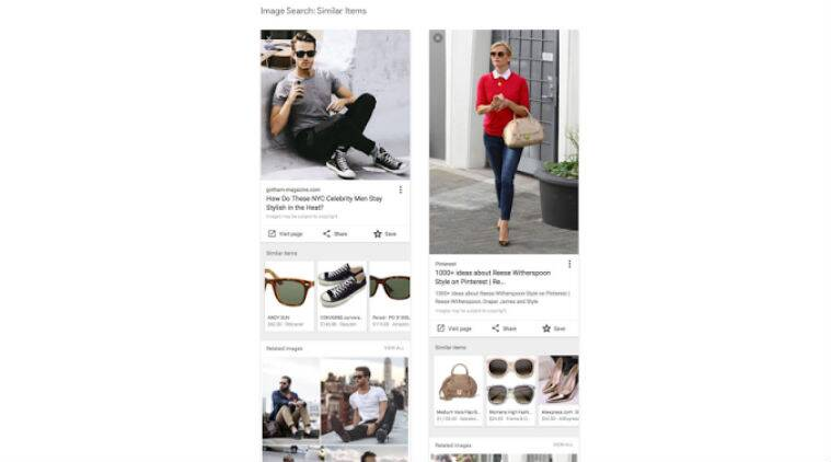 Google introduces 'style ideas' for fashion