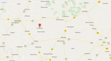 Burnt body found in car in Gorakhpur: Murder case lodged, forensic team may submit reporttoday