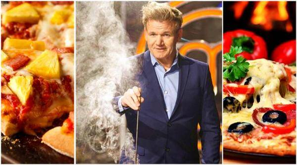 pineapple on pizza, pizza, pizza food, pizza toppings, pizza flavour, pizza gordon ramsay, pizza pineapple, tuna on pizza, chef gordon ramsay pineapple on pizza, chef gordon ramsay twitter, gordon ramsay twitter, gordon ramsay pineapple on pizza, joey pizza, friends joey pizza, joey double pizza, food, lifestyle, indian express, indian express news