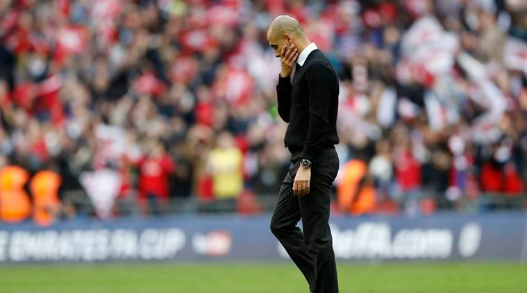 Manchester City, Manchester United, Manchester Derby, Man Utd, Man City, Pep Guardiola, Guardiola Man City, EPL, football news, sports news, indian express