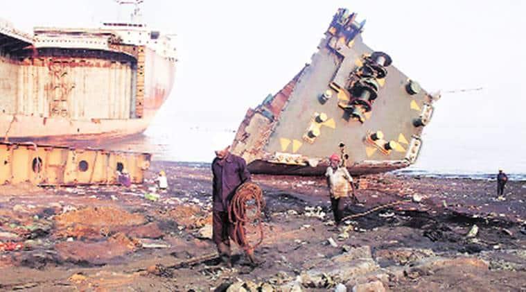 India news, National news, Captain Sudhir Chadha, Gujarat Maritime Board, Haresh Parmar, India news, National news, Latest news, India news