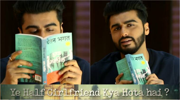 half girlfriend, arjun kapoor, arjun kapoor half girlfriend, arjun kapoor pics, arjun kapoor half girlfriend pics, half girlfriend teaser, half girlfriend pics, arjun kapoor actor, arjun kapoor news, half girlfriend news, half girlfriend trailer, bollywood news, entertainment updates
