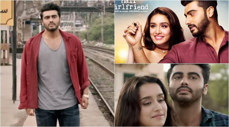 Shraddha- Arjun's soulful track from Half Girlfriend will leave you awestruck!