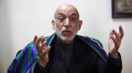 Plenty of evidence against Hafiz Saeed, says former Afghanistan PM Hamid Karzai