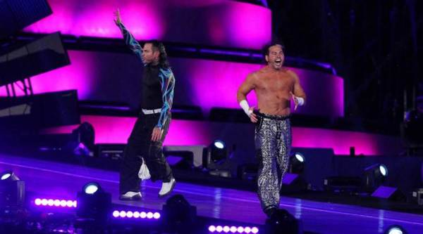 Jeff Hardy Charged With Drunken Driving Arrested After Car Crash In