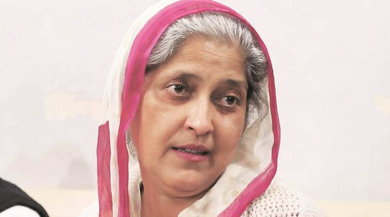 Harjinder Kaur, chairperson, Chandigarh Commission for Protection of Child Rights, punjab child rights commission, harjinder kaur interview, punjab news, indian express news