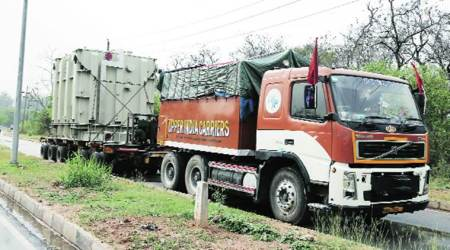 Haryana 'compromised' road safety, lost Rs 400 crore to over-sized trucks instate