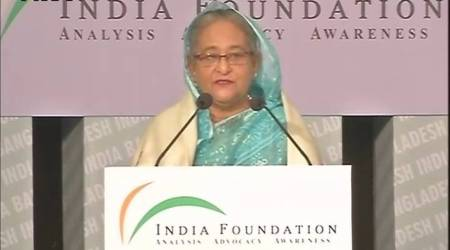 Our journey towards peace put to peril by rise of terrorism: Bangladesh PM SheikhHasina