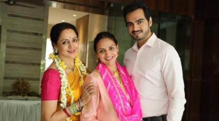 Mom-to-be Esha Deol all set to tie the knot with husband Bharat Takhtani once again