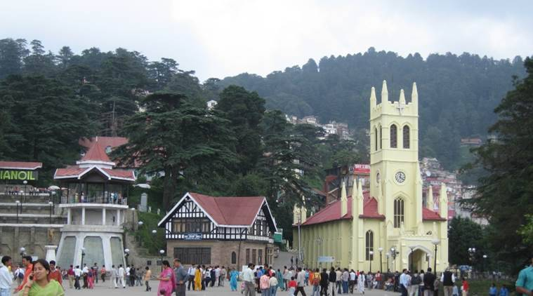 Shimla, Smart city, Shimla smart city, BJP, NDA smart city project, Shimla Municipal Corporation (SMC) poll, world news, indian express news