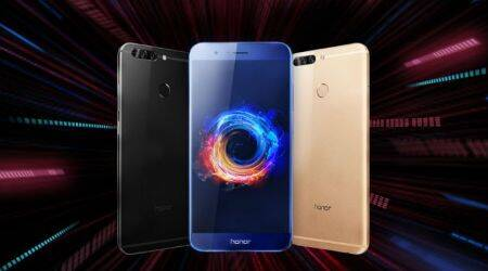 Huwei, Huawei Honor 8 Pro, Honor 8 Pro launch, Honor 8 Pro price, Honor 8 Pro specifications, Huawei Honor 6C, Honor 6C launch, Honor 6C price, Honor 6C specifications, Honor 6C features, Android, smartphones, technology, technology news