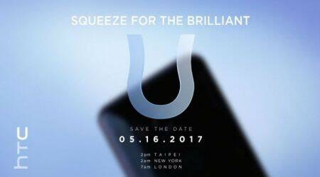 HTC U, HTC U flagship, HTC, HTC U Launch date, HTC U squeezable frame, HTC U Edge Sensors, HTC U release date, HTC U India launch, HTC U India price, HTC U launch date, HTC U leaks, HTC U flagship, Android, technology, technology news