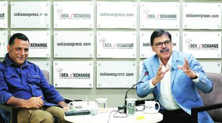 Idea Exchange With K Vijay Kumar