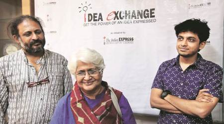 Idea Exchange, Filmmakers, feature filmmakers, Sumitra Bhave, Sunil Sukhtankar, Kaasav, Golden Lotus for the Best Feature Film, Golden Lotus award, golden lotus award winner, indian express idea exchange, idea exchange session, indian express