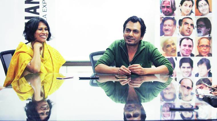 Nawazuddin Siddiqui, Siddiqui Saadat Hasan Manto, Manto biopic, Manto biopic Nawazuddin Siddiqui, Toba Tek Singh, Siddiqui censorship, Bollywood industry, Siddiqui on Hindu film industry, Art and theatre, Lifestyle, Indian Express, Idea Exchange