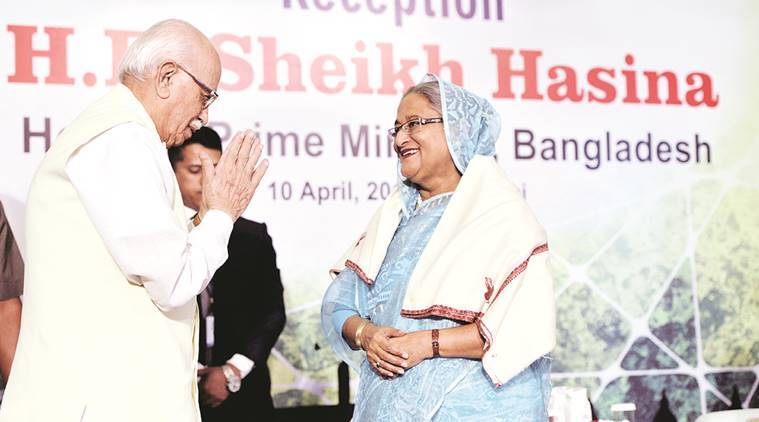 India, Bangladesh, India-Bangladesh relations, Teesta river water sharing, Teesta waters issue, Sheikh Hasina, Narendra Modi, modi-hasina meet, india news, indian express